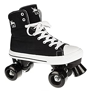 Rookie Rollerskates Canvas High
