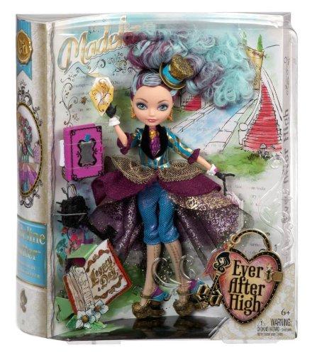 Ever After High - Madeline Hatter Legacy Day Series 2 Doll (Ever After High Dolls Legacy Day Madeline Hatter)