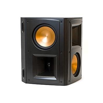 klipsch surround sound speakers. klipsch rs-62 ii reference series surround speaker - each (black) sound speakers s
