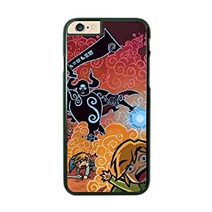 iPhone 6 Plus Black Cell Phone Case The Legend of Zelda Phone Case For Girls
