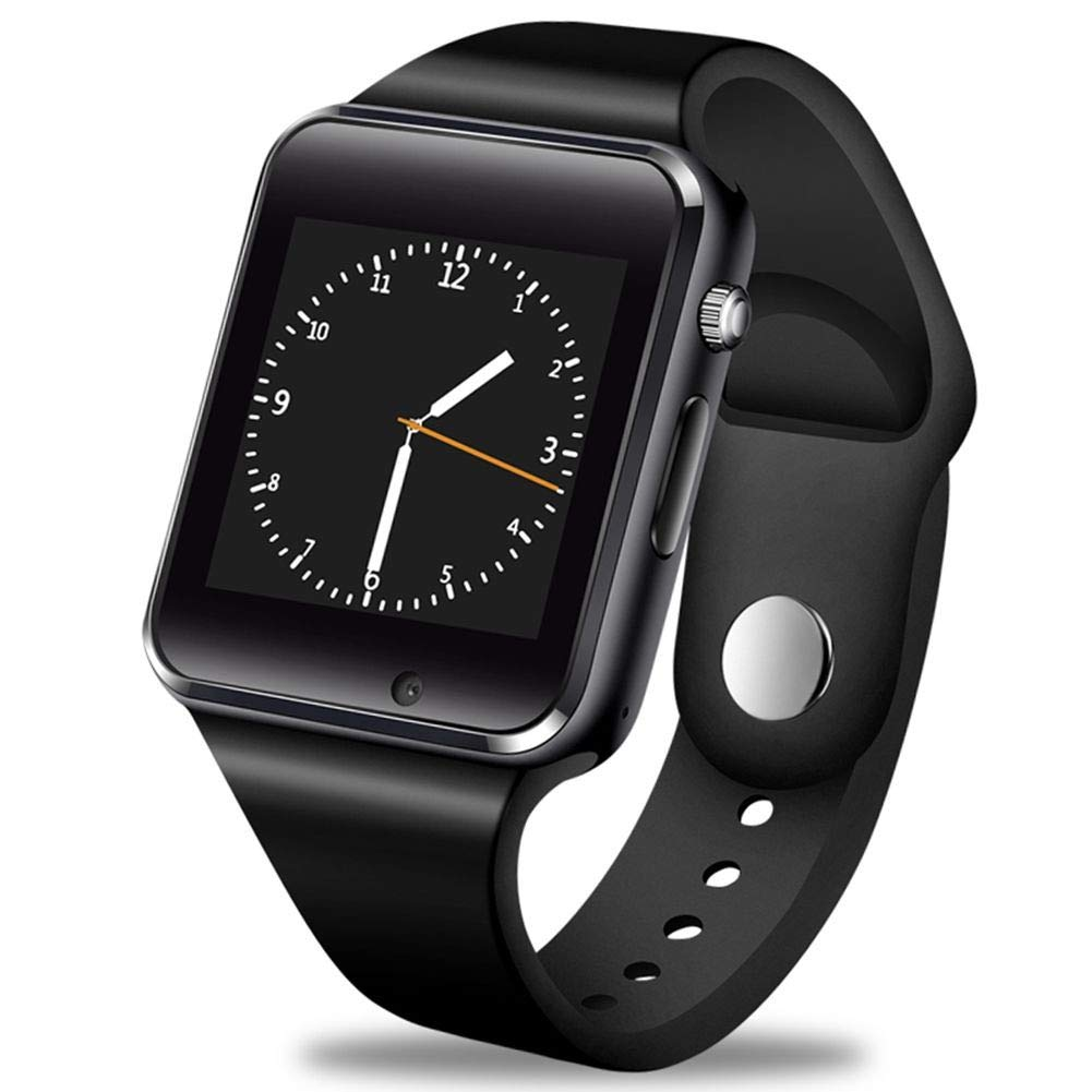 UTHDELD Smartwatch Smart Watch Men Support SIM TF Tarjeta ...