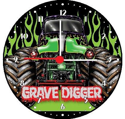 monster inc clock - 9