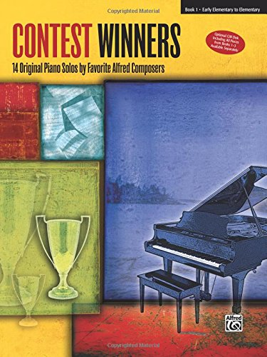 (Contest Winners, Bk 1: 14 Original Piano Solos by Favorite Alred Composers)