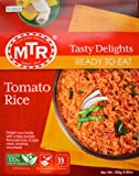 MTR Tomato Rice, Ready-To-Eat, 8.82 Ounce Boxes (Pack of 5)