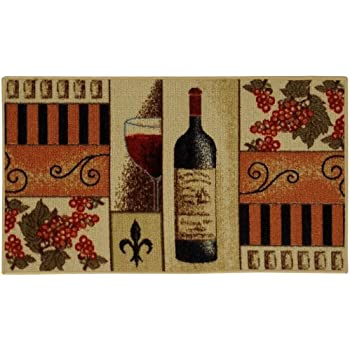 Wine Rugs Home Decor