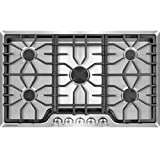 "Frigidaire FGGC3645QS 36"" Gas Cooktop, Stainless Steel"