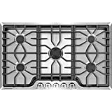 Frigidaire FGGC3645QS 36' Gas Cooktop, Stainless Steel