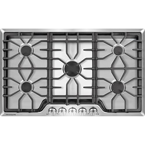 36in gas cooktop - 8