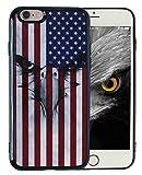 iPhone 6 Case American Flag Eagle Vintag