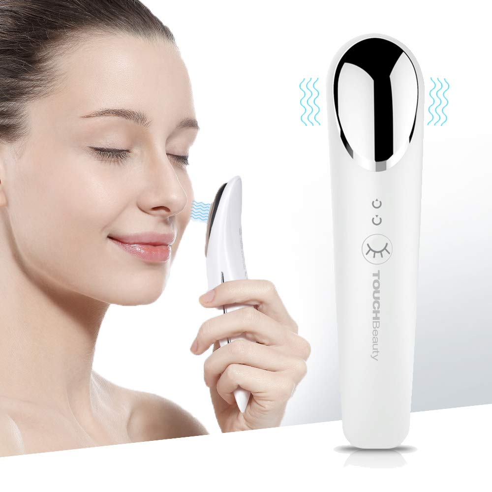 Facial Massager Galvanic Ionic Facial Toning Device By TOUCHBeauty Deep Moisturizer Cleanser with Sonic Vibration for Absorbing and Toner Locking TB-1666