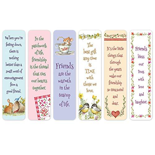 Friendship Bookmarks Set of - Friendship Bookmark