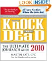 Knock 'em Dead 2010: The Ultimate Job Search Guide