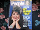 People Weekly (ROSEANNE BARR...'My Insane Year'...Outrageous ?...Seperation & Affair, October 9 , 1989)
