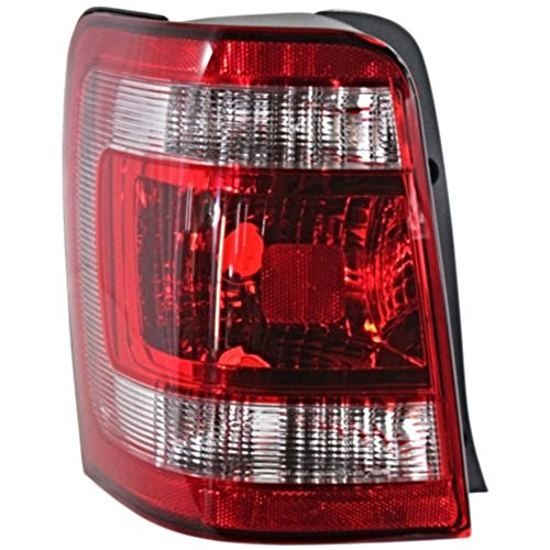 2010 ford escape right tail light - 5