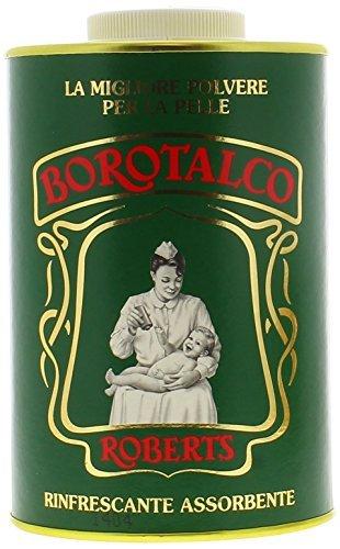 Borotalco Body Powder - Talcum Bottle Shaker 100g 3.52oz