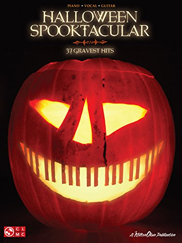 Halloween Spooktacular Songbook: 37 Gravest (Halloween Songs For Piano)