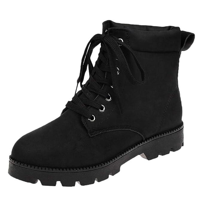 Beladla Zapatos Mujer Invierno Botas De Cuero Cortas De Moda Zapatillas De Mujer De Hebilla De Cuero Artificial Patchwork Casual Outdoor Zapatos De Nieve ...