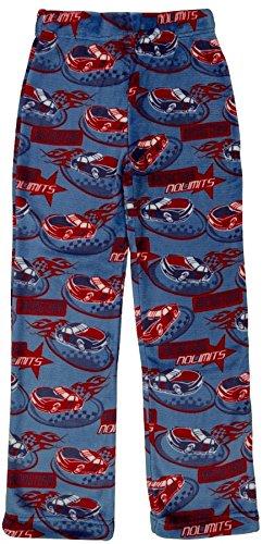 Sovereign Boys Soft Fleece Pajama & Lounge Pant, Race Car, 2/3 (Hockey Pjs For Boys)