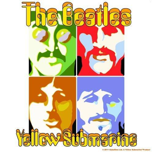 The Beatles Coaster  Sea Of Science