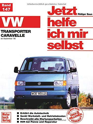 VW Transporter/Caravelle »T4« (90-95) for sale  Delivered anywhere in USA