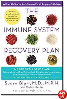 The Immune System Recovery Plan: A Doctor
