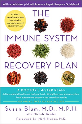 The Immune System Recovery Plan: A Doctor's 4-Step Program to Treat Autoimmune Disease by [Blum, Susan ]