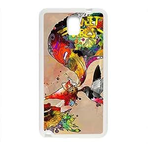 Creative Graffiti Pattern Custom Protective Hard Phone Cae For Samsung Galaxy Note3