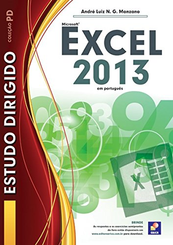 Estudo Dirigido de Microsoft Excel 2013