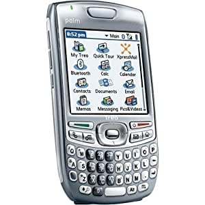Palm Treo 680 Unlocked PDA Smartphone with MP3/Video Player, SD/MMC--U.S. Version with Warranty (Silver)
