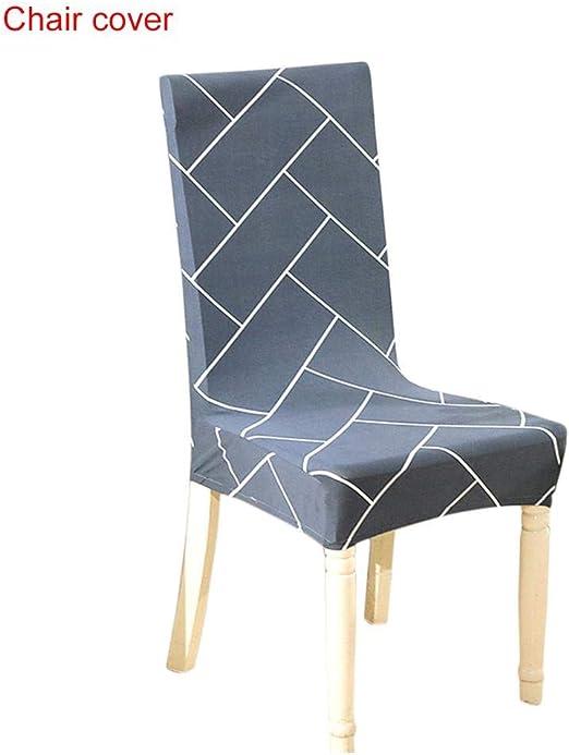 Alian Fundas para sillas Pack de 2 Fundas sillas Comedor Fundas ...
