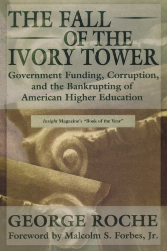 The Fall of the Ivory Tower: Government Funding, Corruption, and the Bankrupting of American Higher Education