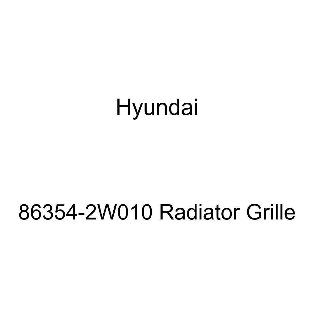 Genuine Hyundai 86354-2W010 Radiator Grille