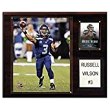 NFL Seattle Seahawks Russell Wilson 12x15-Inch Player Plaque