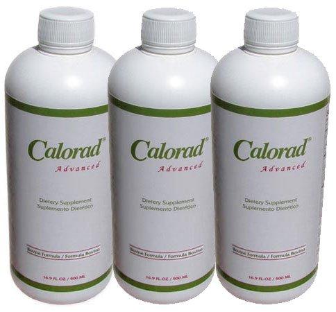 3 Fresh Original Calorad Advanced Bovine Weight Loss! Liquid Collagen by Michel Grise Nutri-Diem Inc