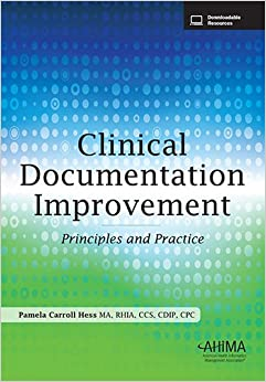 Clinical Documentation Improvement por Pamela Carroll Hess