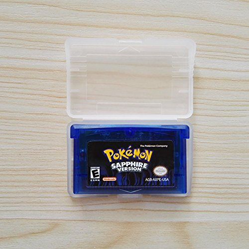 Pokemon Game Card Gift for Child Advance for Nintendo NDS/NDSL/GBC/GBM/GBA/SP