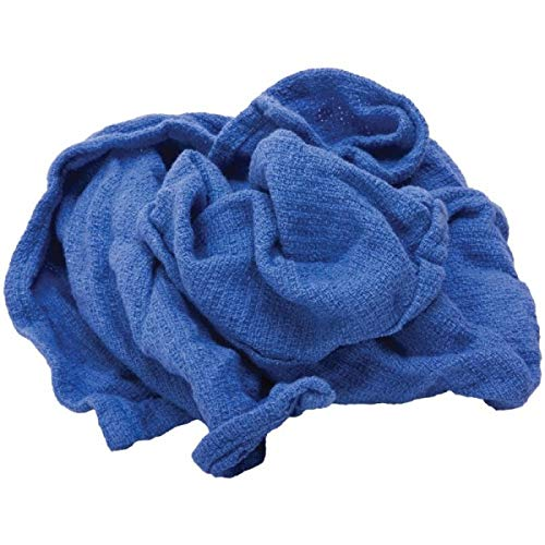 Tuf-Clean 99102 Reclaimed Huck/Surgical Towels, 100% Cotton, Assorted Colors, 50 lb Box by Tuf-Clean (Image #2)