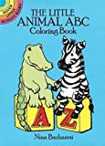4 pics 1 word 7 letters - The Little Animal ABC Coloring Book (Dover Little Activity Books)