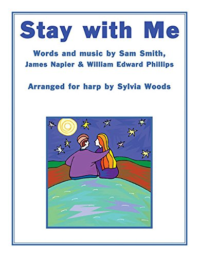 Sylvia Woods Harp Music (Stay with Me: Arranged for Harp)