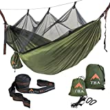 ECLYPSE II Backpacking Hammock – Ultralight and Compact with Superior Ripstop Nylon Strength – Includes Quality Bug Netting