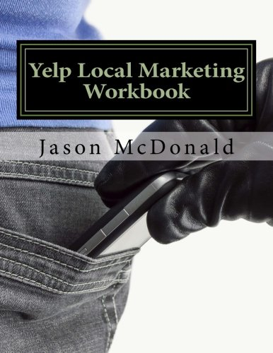 Yelp Local Marketing Workbook Business product image