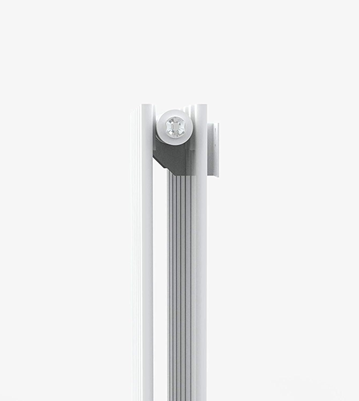 Design Flach Heizk/örper Badheizk/örper 1800x532mm Wei/ß Paneelheizk/örper Wohnraumheizk/örper Plattenheizk/örper Mittelanschluss Einlagig 1226Watt