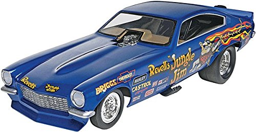 Funny Car Body (Revell/Monogram 'Jungle Jim' Vega NHRA Funny Car Kit)