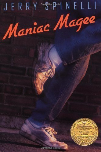 Maniac Magee by Spinelli, Jerry Published by Little, Brown Books for Young Readers 2nd (second) edition (1999) Paperback