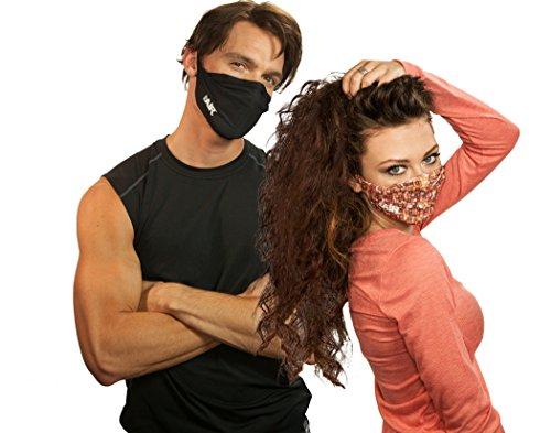 MyAir Comfort Mask, Starter Kit in Basic Black - Made in USA by MyAir (Image #3)