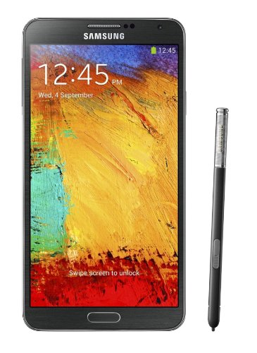 Samsung Galaxy Note 3 N900A Unlocked Cellphone, 32GB, - Cell Phone Note 3 For At&t
