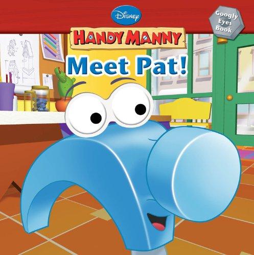 First encounter Pat! (Disney Handy Manny)