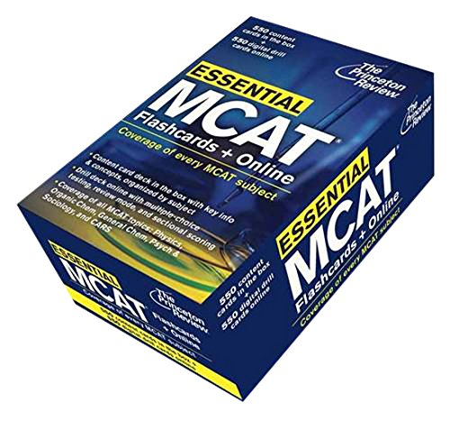 How to buy the best princeton review mcat flashcards?