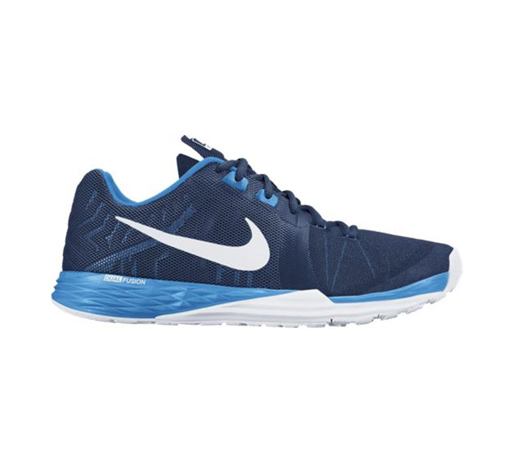 NIKE Men's Train Prime Iron DF Cross Trainer Shoes B01DN5A2BK 8 D(M) US|Coastal Blue/White/Blue Glow