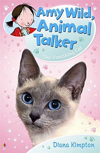 Amy Wild, Animal Talker - The Vanishing Cat pdf epub